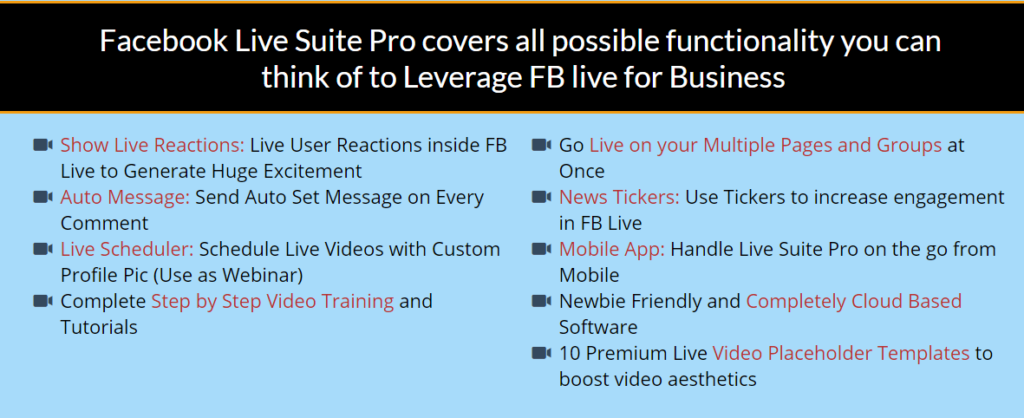 best live video streaming software